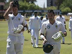 2nd Test, Day 1: South Africa Top Order Piles On The Runs Against Bangladesh