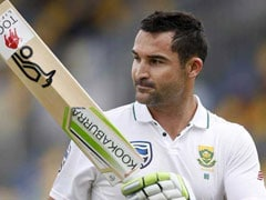 Ton-Up Dean Elgar Enters Record Books As South Africa Stumble vs Australia