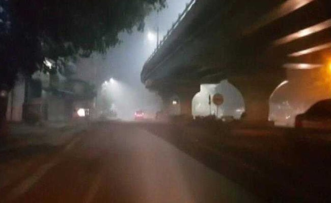 Alarming Rise In Chennai's Air Pollution Levels On Diwali Night