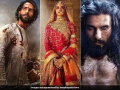 '<i>Padmavati</i> Looks Exceptionally Beautiful,' Says Karan Johar