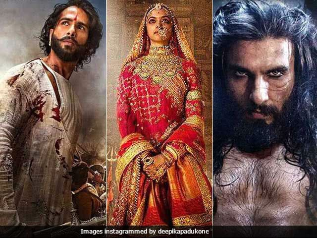 'Padmavati Looks Exceptionally Beautiful,' Says Karan Johar