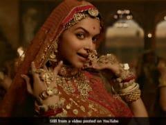 Deepika Padukone 'Nervous From The Gut' For <i>Padmavati</i>