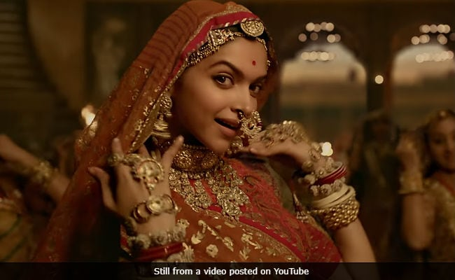Deepika Padukone 'Nervous From The Gut' For Padmavati