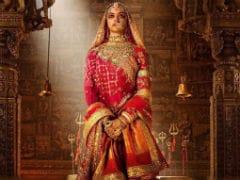 Why <i>Padmavati</i> Was An 'Exhausting Experience' For Deepika Padukone