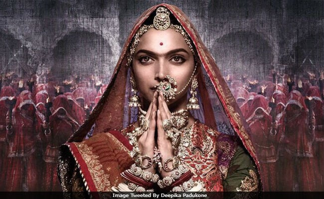 Padmavati rangoli destroyed; Deepika Padukone seeks Smriti Irani's intervention