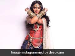 A South Asian Wonder Woman? This Is Definitely Costume Goals