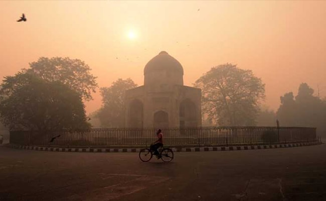 Delhi Braces For Pollution 'Airpocalypse' As Smog Looms