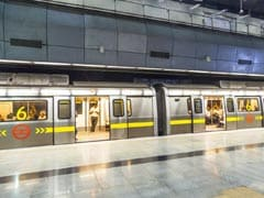 Uttar Pradesh Labourer Crushed To Death By Metro In Gurugram, He Was Trying To Cross Tracks