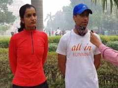 To Run Or Not: Delhi's Recreational Athletes Struggle With Smog