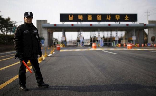 demilitarized zone reuters