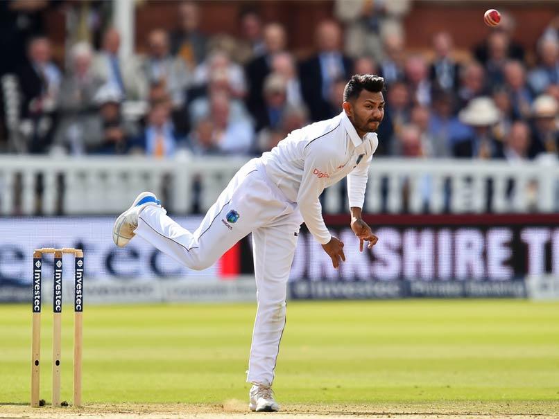 1st Test: Devendra Bishoos Five-Wicket Haul Puts West Indies In Control vs Zimbabwe