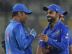 Some Tried To Create A Rift Between MS Dhoni And Me: Virat Kohli