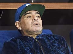 Diego Maradona Claims Daughters Stole Nearly $2 Million From Him