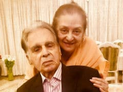 Dilip Kumar, Saira Banu Celebrate 51st Anniversary With Family, Friends. Pics Here