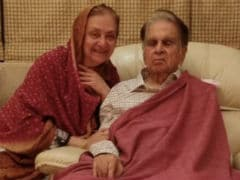 Dilip Kumar And Saira Banu Wish You A Very Happy Diwali