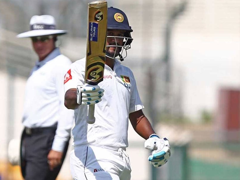 2nd Test, Day 1: Dimuth Karunaratne Puts Sri Lanka In Strong Position Against Pakistan