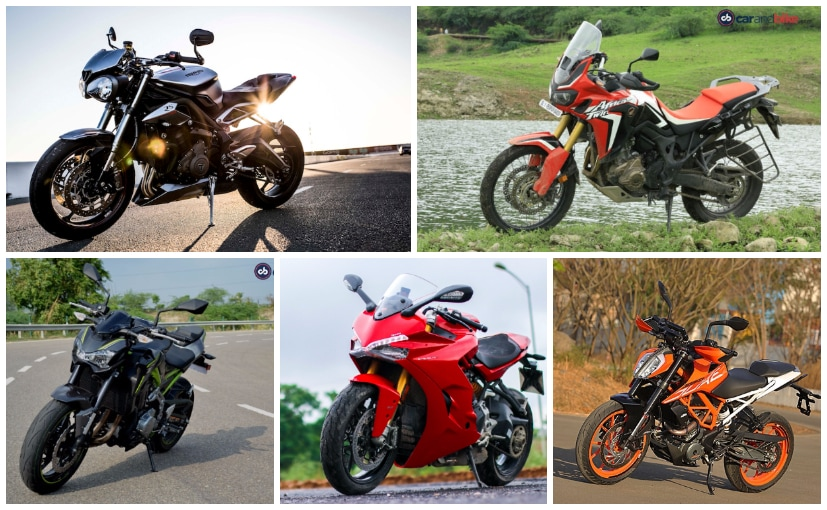 Diwali 2017: Top 5 Firecracker Bikes We Rode In 2017
