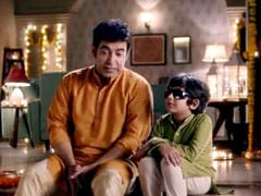 Dad Describes Diwali To Son In Heartwarming Ad That'll Make You Smile
