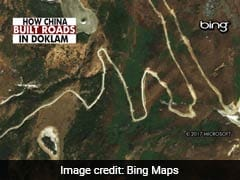 Exclusive: How China Has Built Major Roads In Doklam