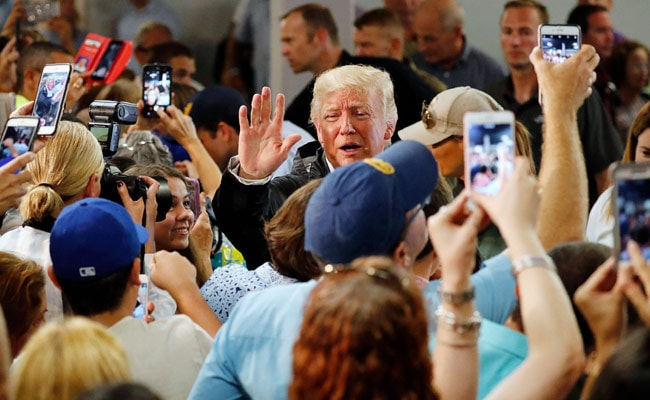 Spent A Lot Of Money On Puerto Rico, But Happy Lives Saved: Donald Trump