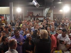 Trump Throws Paper Towels To Hurricane Survivors In Puerto Rico, Angers Twitter