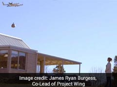 Google Drones to Deliver Burritos In Australia, 'Project Wing' Begins Fresh Trials