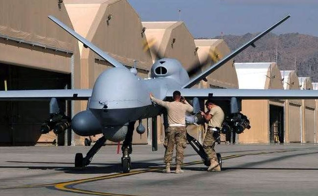 US 'Considering' India's Request For Armed Drones For Air Force: Official