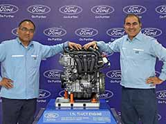 Ford EcoSport Facelift's New 1.5-Litre Three-Cylinder Petrol Engine Revealed
