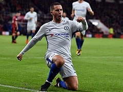 Eden Hazard Keeps Champions Chelsea In Title Hunt