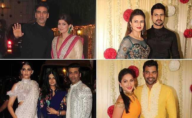 एकता कपूर की Diwali Party में बॉलीवुड और टीवी स्टार्स की स्टाइलिश एंट्री