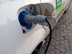 एमजी मोटर इंडिया और टाटा पावर का फास्ट चार्जर्स लगाने का समझौता