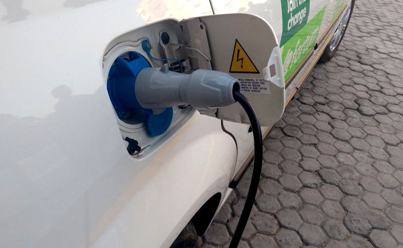 Indian Government Agency To Install 150 Electric Car Charging Stations