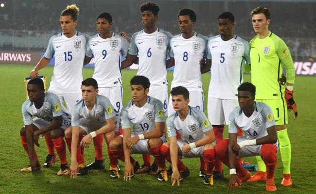 FIFA U-17 World Cup 2017 Final: इंग्लैंड ने स्पेन को 5-2 से हराकर जीता U-17 विश्वकप