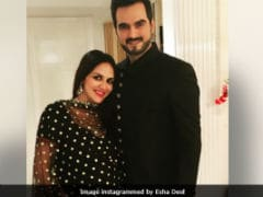 It's A Girl For Esha Deol And Bharat Takhtani