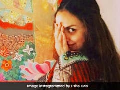 Esha Deol's Pic Has 3 Generations In It And The Best Caption
