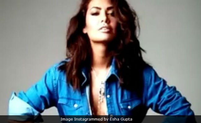 Esha Gupta, Slut-Shamed Yet Again, Says 'Trolls, Get A Job'