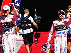 Bodyguards For Esteban Ocon After
