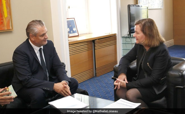 Minister Nathalie Loiseau: France Would Not Recognise Unilateral Catalan Declaration