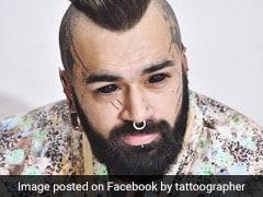 Delhi Man Who Tattooed His Eyeballs Says He Has No Regrets
