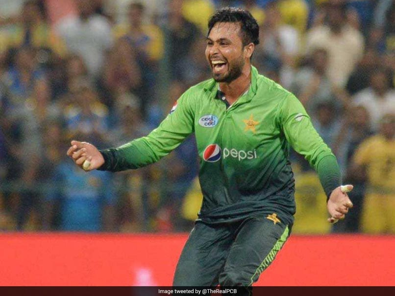 This Is How Faheem Ashraf Became The First Pakistani Bowler To Take Hat-Trick In T20Is