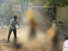 Rights Body's Notice To Tamil Nadu After Couple Immolate Themselves