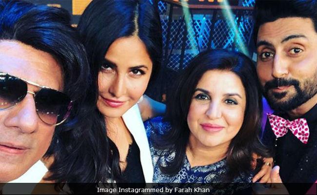 Farah Khan's Happy New Picture Comprises 'Favourites' Abhishek Bachchan, Boman Irani And Katrina Kaif