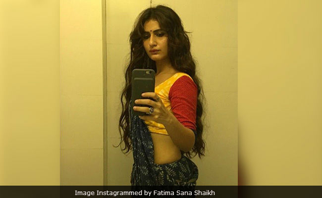 Fatima Sana Shaikh Trolled 'Again,' This Time For A 'Shameless Selfie'