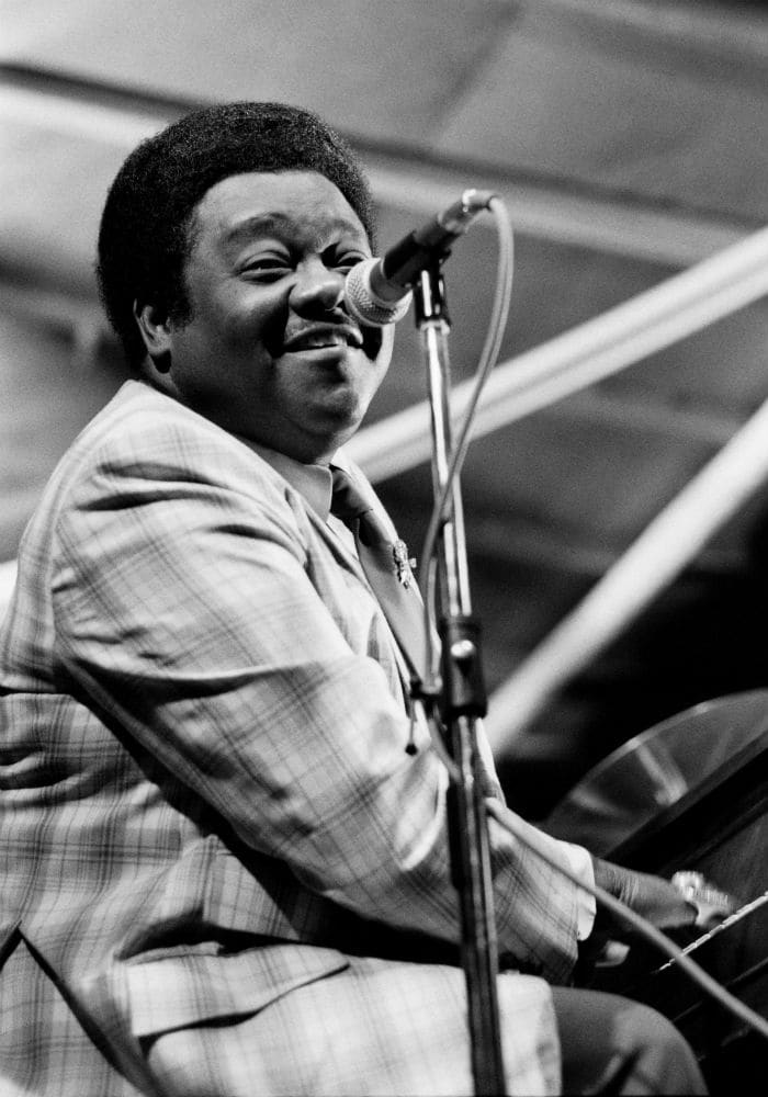 fats domino afp