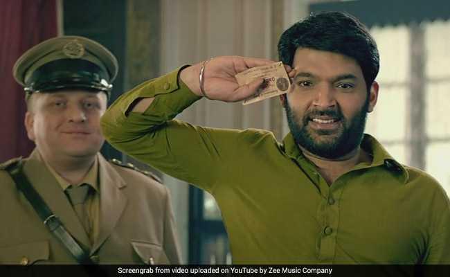 Video: कपिल शर्मा की 'फिरंगी' का पहला गाना 'ओए फिरंगी' हुआ रिलीज