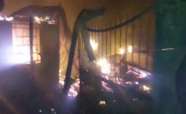 4 Houses Opposite Bimal Gurung's Deserted Home in Darjeeling Destroyed In Fire