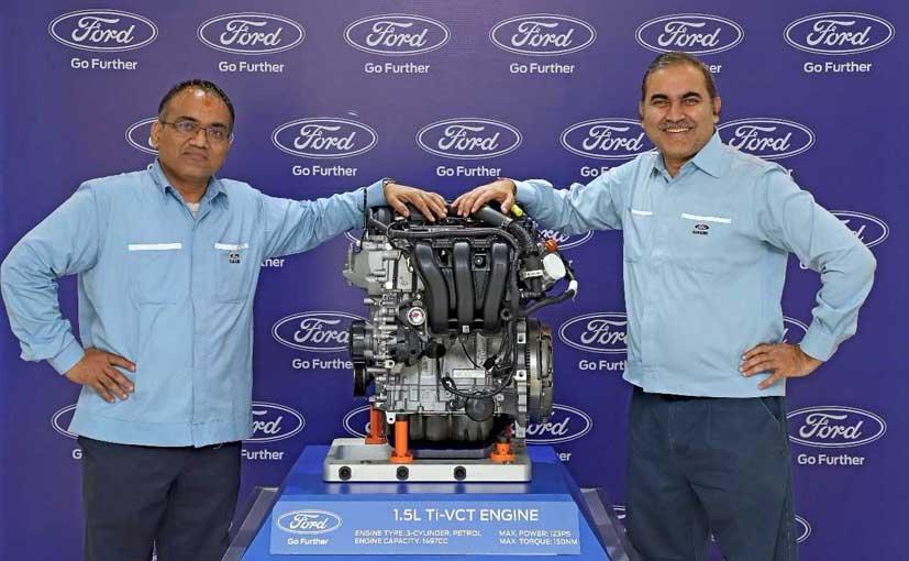 ford new petrol engine