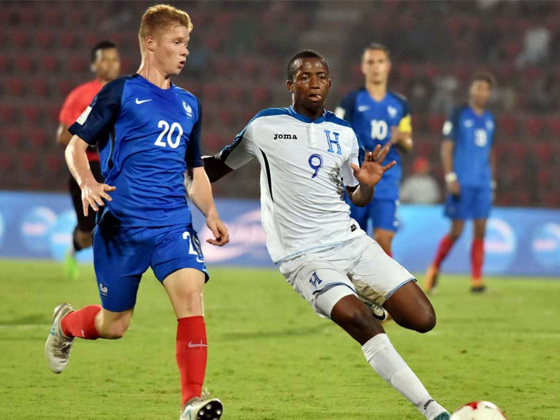 U-17 World Cup: France Thrash Honduras 5-1, Face Spain In Round Of 16