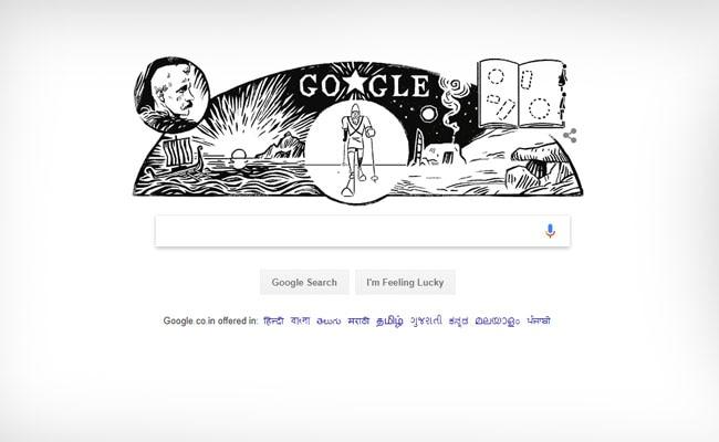 Google ने प्रसिद्ध खोजकर्ता और नोबेल विजेता फ्रिटजॉफ को दी श्रद्धांजलि, बनाया शानदार डूडल