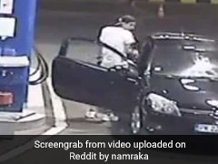He Refused To Put Out His Cigarette. So Gas Station Employee Did This
